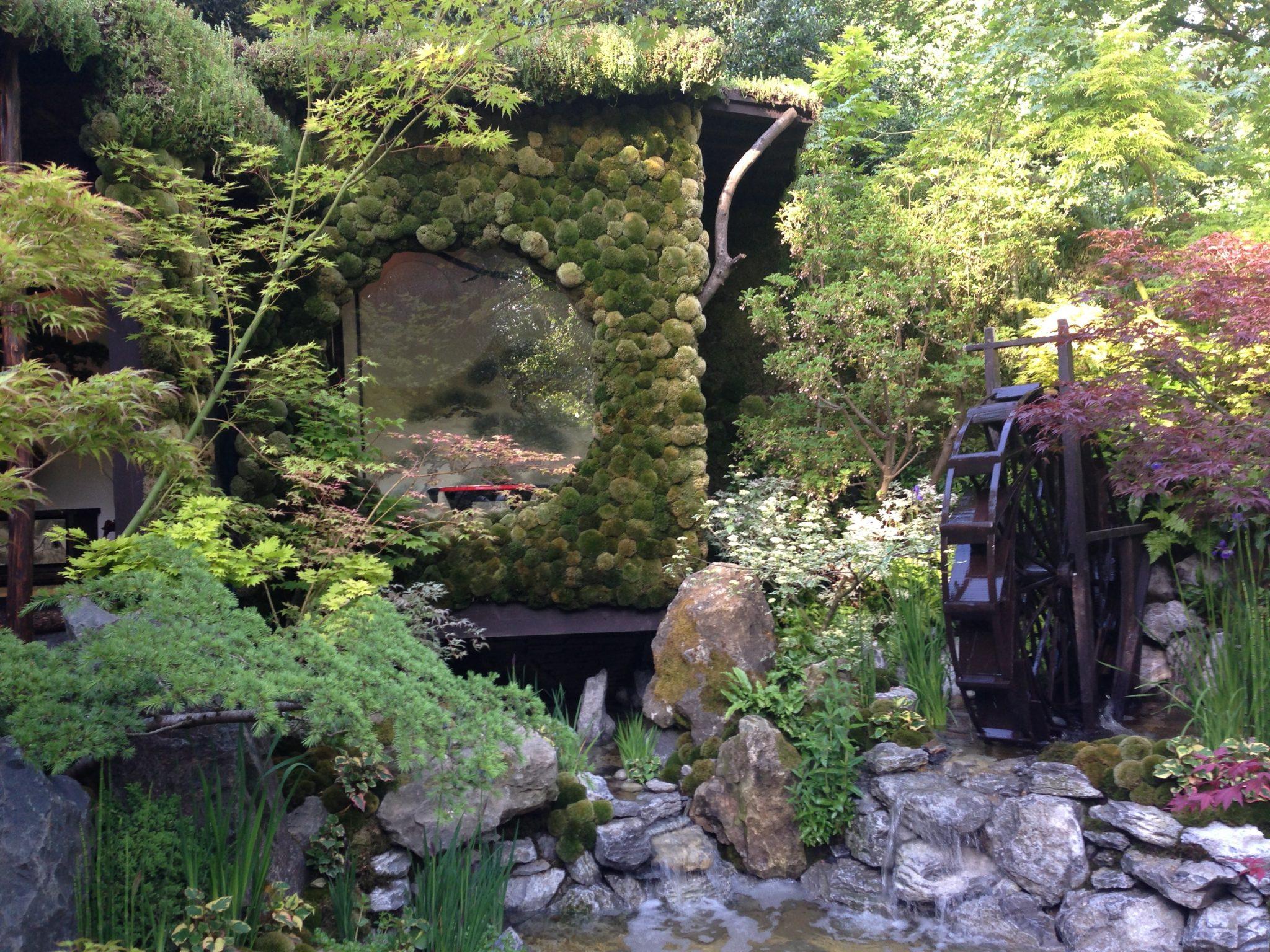 Chelsea flower show 2014 jack wallington garden design for Garden design 2014