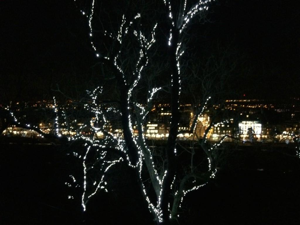 Edinburgh sure knows how to do Christmas!