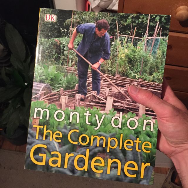 Review the complete gardener by monty don jack for Best garden design books 2015