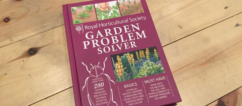 Book Review: RHS Garden Problem Solver