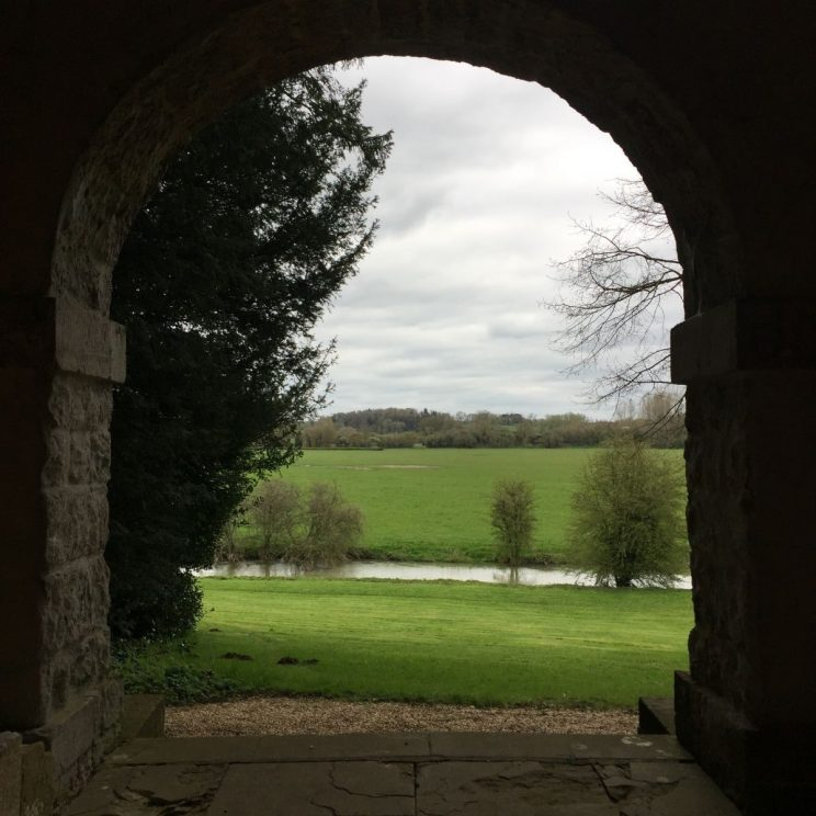 Rousham landscape design