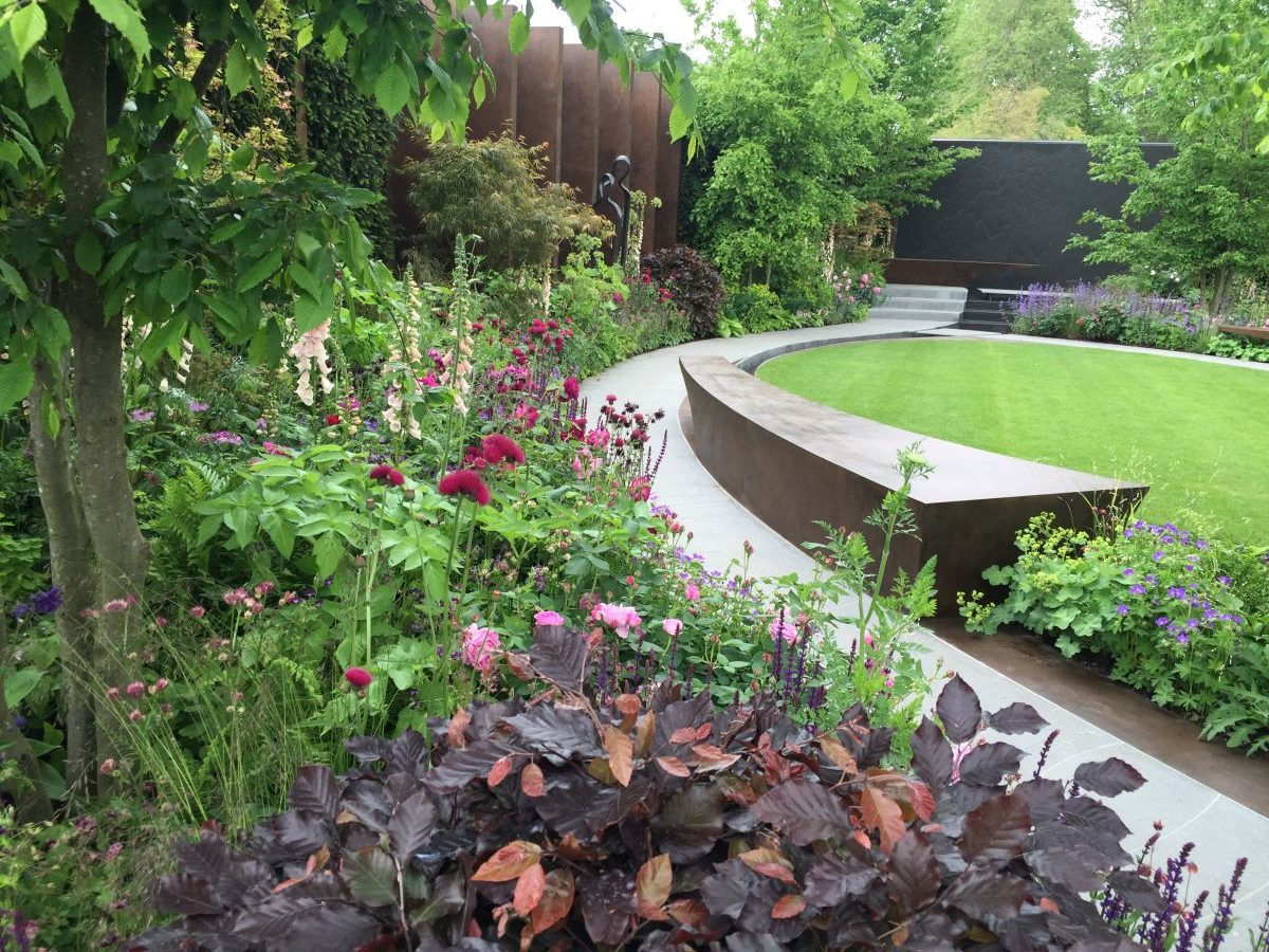 Rhs chelsea flower show 2016 jack wallington garden for Garden designs 2016