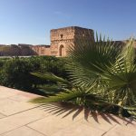 Marrakesh (Part Two): blown away by ancient Islamic garden design at the El Badi Palace