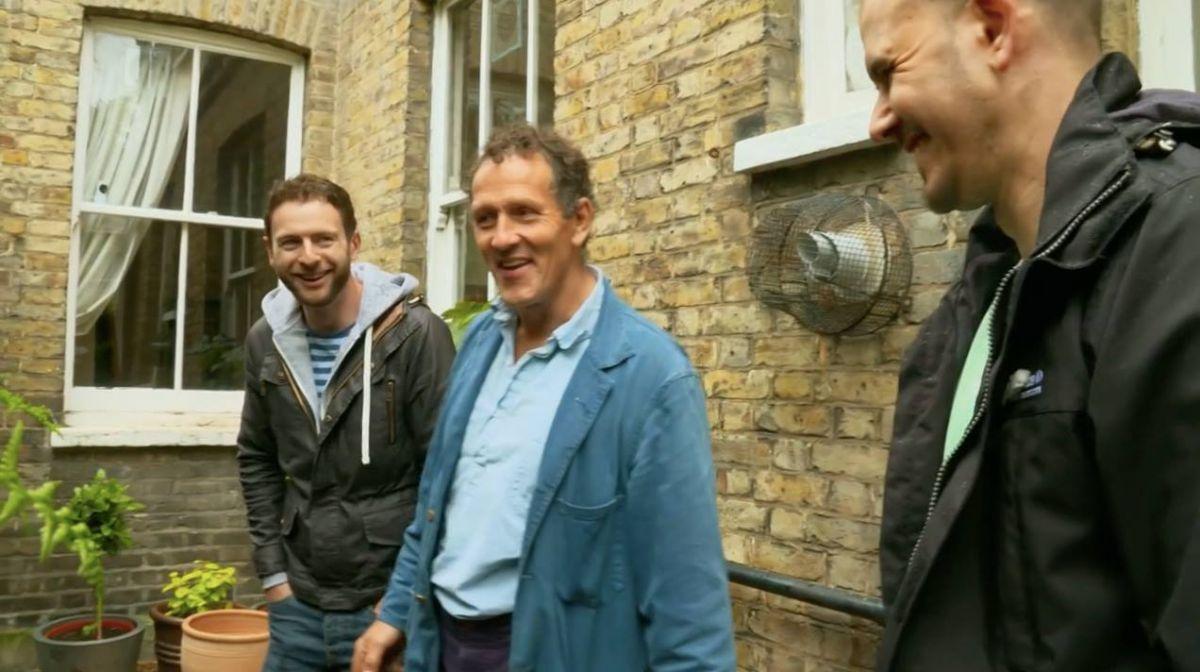 Jack Wallington Big Dreams, Small Spaces, Monty Don   Jack ...