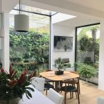Living wall design in Camberwell, London