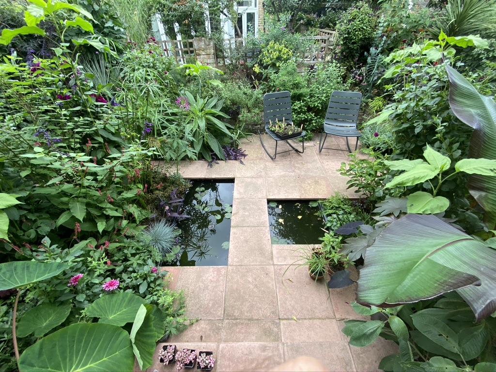 Jack Wallington Garden Design Ltd. on Backyard Landscape Planner id=26568