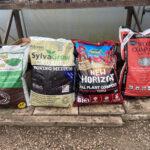 Peat free compost trials 2021