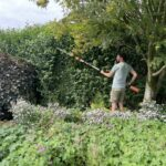 Review: Stihl HLA 86 telescopic, battery powered hedge trimmer